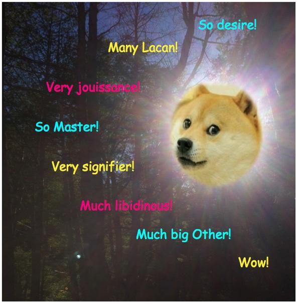 Lacanian Doge